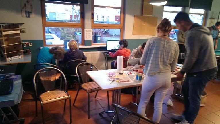 PCs Und Internet Jugendzentrum - Minecraft lan spielen